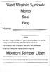 West Virginia Symbols: Motto, Seal, & Flag