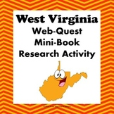 West Virginia Webquest Common Core Research Mini Book