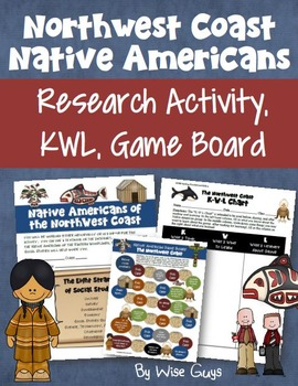 Northwest Coast Native American Research Project