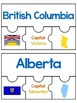 Wester Hemisphere Geography Puzzle Pack
