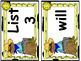 Western 1st 100 Fry Word Flashcards