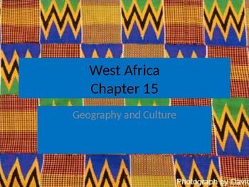 Western Africa ppt.