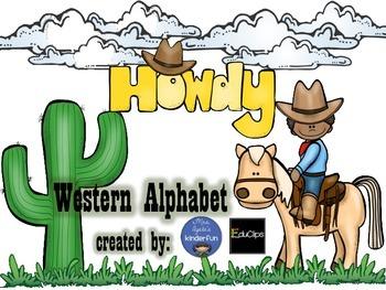 Western Alphabet Cursive