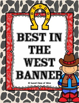 Western Banner - Best In The West