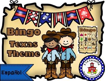 Western Bingo in Spanish