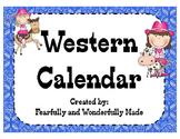 Western Calendar
