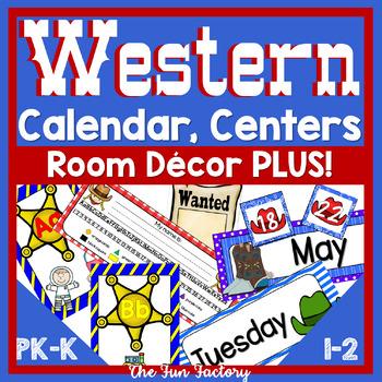 Room Theme ~ Western  {Editable}