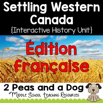 Western Canada Settlement Unit French Edition