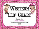 Western Clip Chart