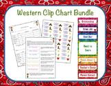 Western Clip Chart (Editable)