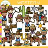 Western Clip art