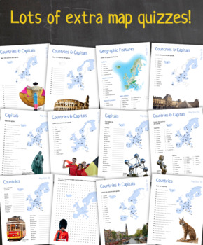 Geography - Western Europe