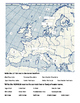 Western Europe - Mapping Activity
