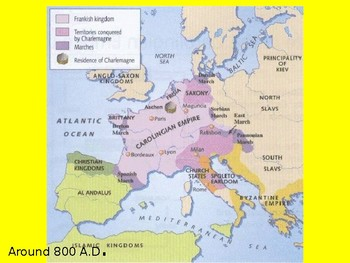 Western Europe in the Middle Ages Presentation