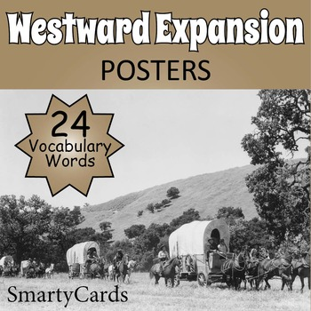Westward Expansion Posters
