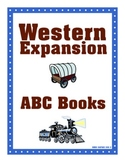 Western Expansion ABC Book Project for Grades 3-8
