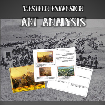 Western Expansion Art Analysis