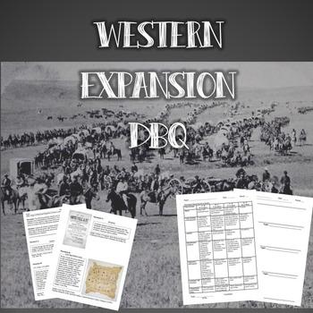 Western Expansion DBQ