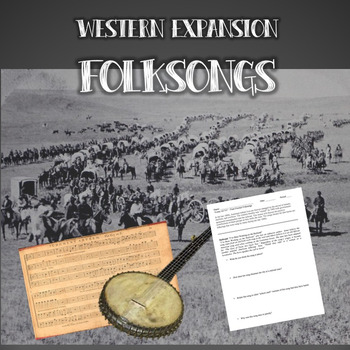 Western Expansion Folksongs