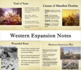 Western Expansion PowerPoint Notes