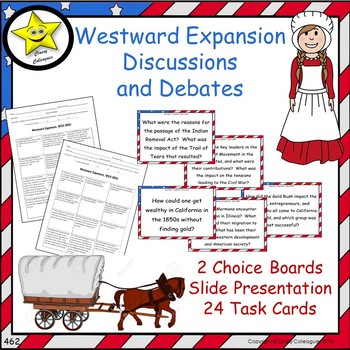 Western Expansion Projects and Reviews