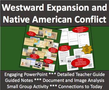 Western Expansion and Native American Conflict - Late 19th Century