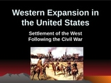 Western Expansion in the United States