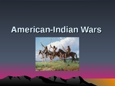 Western Expansion in the United States - American Indian Wars