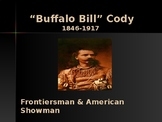 Western Expansion in the United States - Key Figures - Buffalo Bill