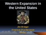 Western Expansion in the United States – Key Figures – Jim Bridger