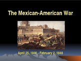 Western Expansion in the United States - The Mexican-American War