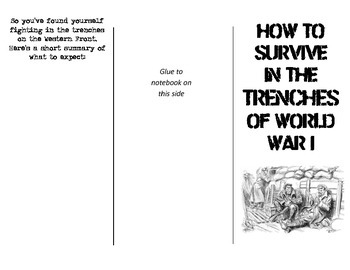 Western Front Survival Guide