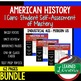 Western Frontier I Cans Student Self Assessment of Mastery (American History)