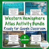 Western Hemisphere Atlas Analysis for 1:1 Google Classroom