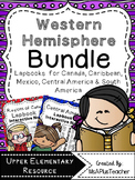 Western Hemisphere Lapbook Bundle