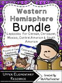 Western Hemisphere Lapbook Bundle
