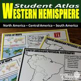 Western Hemisphere Student Atlas