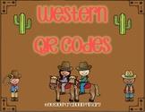 Western QR Codes