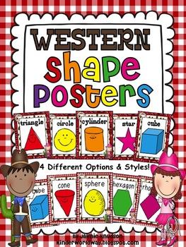 Western Shape Posters
