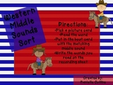 Western Style Middle Sound Sort