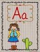 Western Theme Alphabet Poster Bundle – 3 Complete Sets