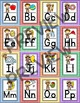 Western Theme Alphabet Posters