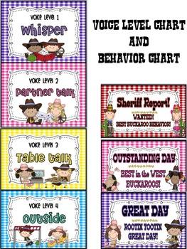 Western Theme Classroom Decor Pack Part 2!