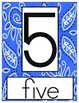 Western Theme Large Classroom Numbers 0-10