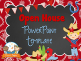 Western Theme Open House ~ Back-to-School ~ PowerPoint Template {personalize it}