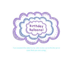 Birthday Balloons Western Themed