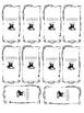 Western Themed Folder Labels & Desk Plates - Back to School