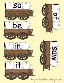 Western Themed Word Wall