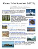 Western United States Region Sightseeing Tour - Virtual Fi