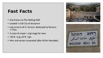 Western Wall Powerpoint